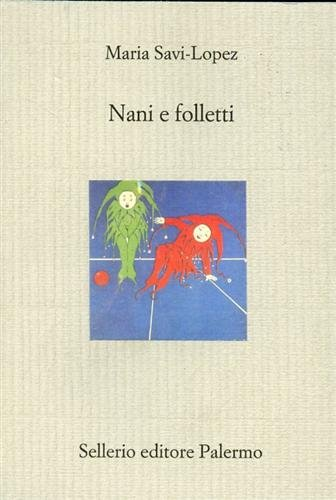 9788838916809: Nani e folletti