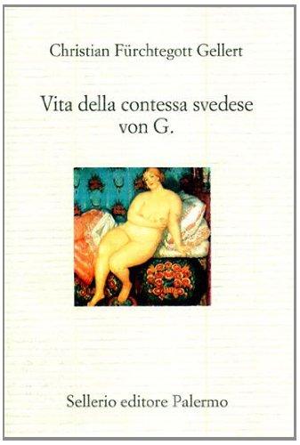 9788838918209: Vita della contessa svedese von G.