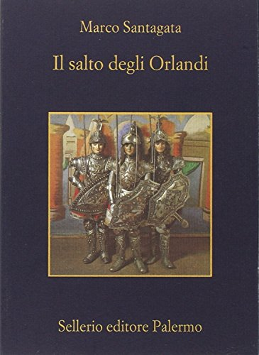 9788838922367: Il salto degli Orlandi (La memoria)