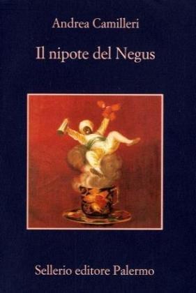 9788838924538: Il Nipote Del Negus (Italian Edition)