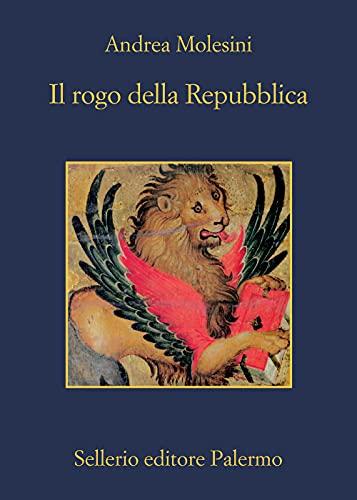 9788838941979: Il rogo della Repubblica