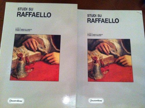 STUDI SU RAFFAELLO 2 vols set: MICAELA SAMBUCCOHAMOUD , MARIA LETIZIA STROCCHI