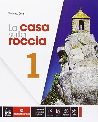 9788839302991: La casa sulla roccia. Quaderno delle competenze. Per la Scuola media. Con e-book. Con espansione online: 1