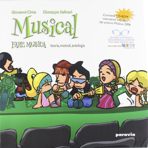 9788839500168: Musical. Per la Scuola media