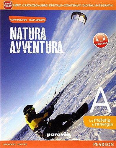 9788839519740: Natura avventura plus. Con Laboratorio. Ediz. tematica. Per la Scuola media. Con e-book. Con espansione online