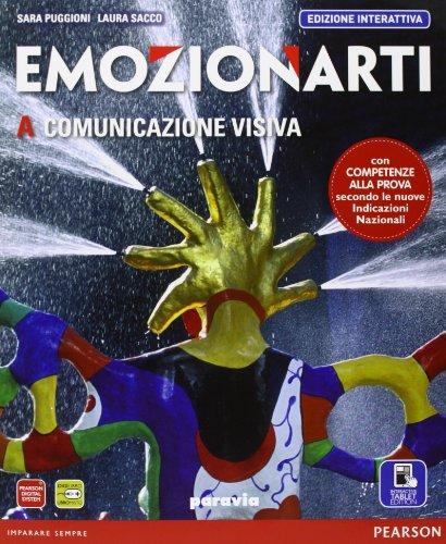 9788839519801: Emozionarti 2013. Ediz. interattiva. Con e-book. Con espansione online. Per la Scuola media