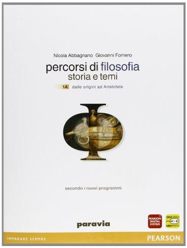 9788839530950: Percorsi di filosofia. Per le Scuole superiori. Con espansione online (Vol. 1A+ Vol. 1B)