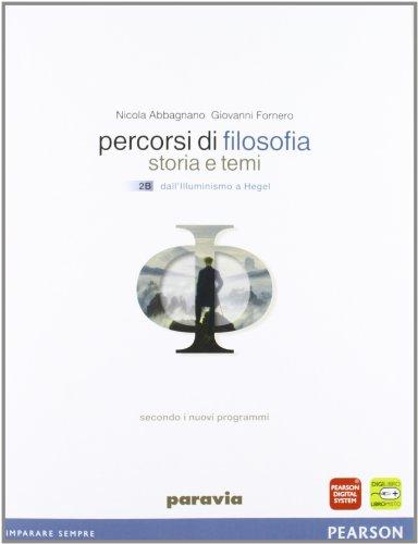 9788839530967: Percorsi di filosofia. Per le Scuole superiori. Con espansione online (Vol. 2)