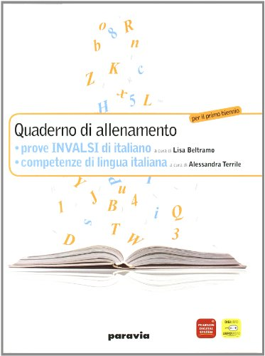 9788839532053: Prove Invalsi. Antologia italiana. Per il biennio