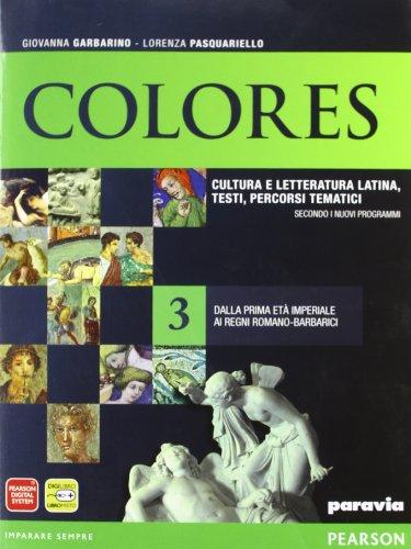 9788839532312: Colores. Per le Scuole superiori. Con espansione online: 3
