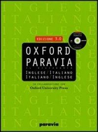 9788839550873: Oxford Paravia. Il dizionario inglese-italiano, italiano-inglese. Con CD-ROM