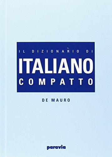 9788839551146: Il dizionario di italiano compatto