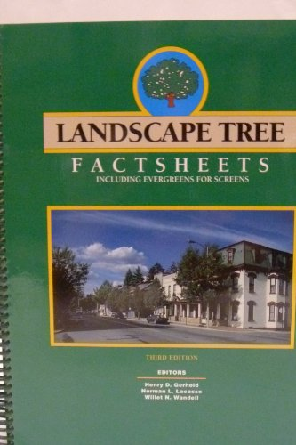 9788839560117: Landscape Tree Factsheets
