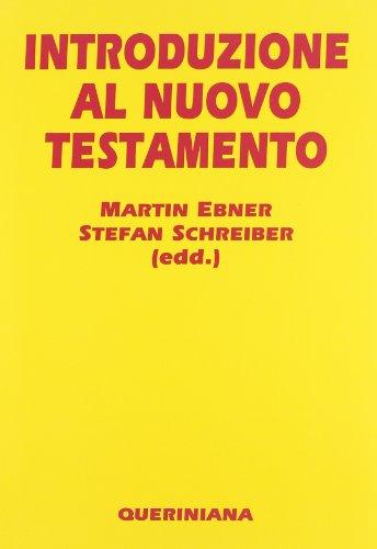 9788839901149: Introduzione al Nuovo Testamento