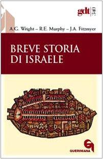 9788839908407: Breve storia di Israele