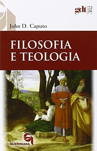 9788839908827: Filosofia e teologia (Giornale di teologia)