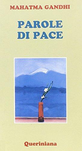 Parole di pace (9788839915139) by [???]