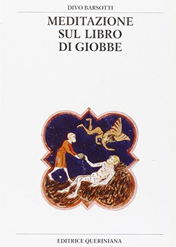 Meditazione sul libro di Giobbe (8839916407) by Divo Barsotti