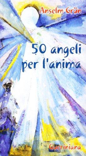 9788839922458: Cinquanta angeli per l'anima
