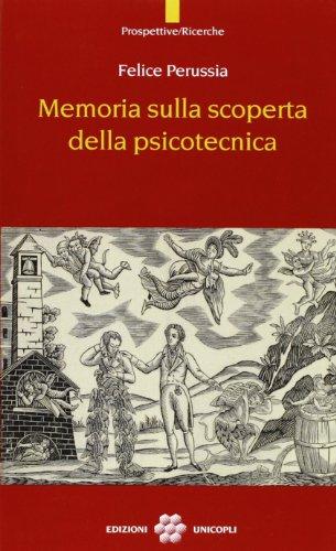Memoria sulla scoperta della psicotecnica (8840014667) by [???]