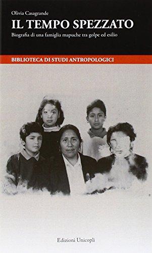 Il tempo spezzato. Biografia di una famiglia: Olivia Casagrande