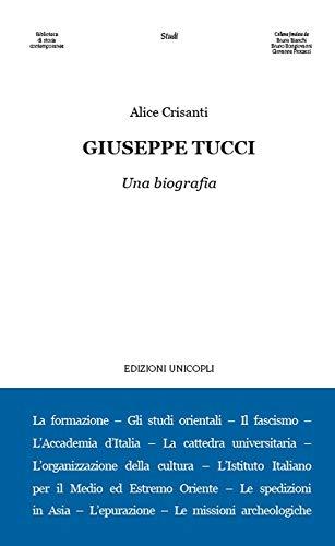 9788840021225: Giuseppe Tucci. Una biografia