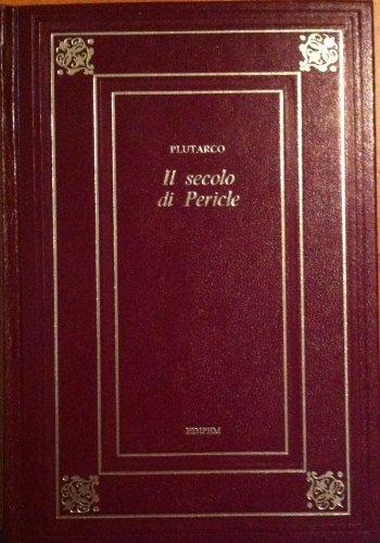 9788840240183: Il secolo di Pericle