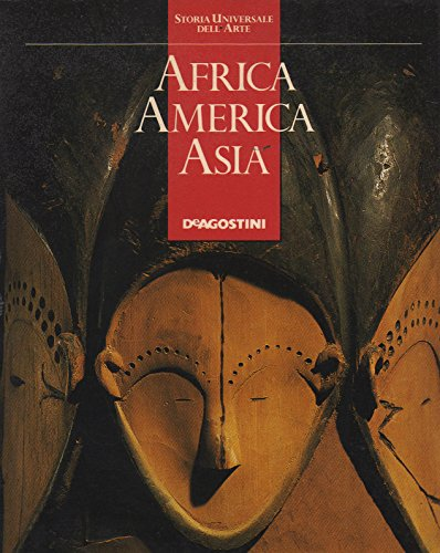 Africa, America, Asia.