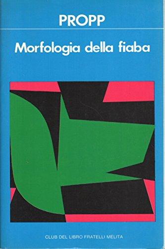 9788840301488: Morfologia della fiaba