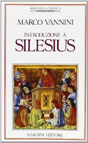 Introduzione a Silesius.: Vannini,Marco.