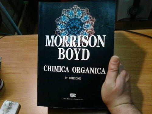 9788840806907: Chimica organica