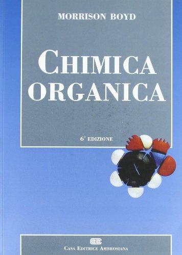 9788840808925: Chimica organica