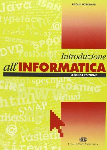 9788840809298: Introduzione all'informatica