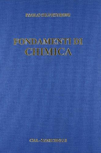 9788840809984: Fondamenti di chimica