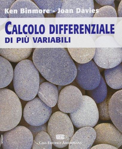 9788840812953: Calcolo differenziale di più variabili