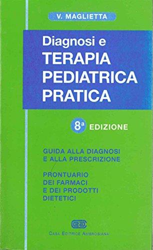 9788840813349: Diagnosi e terapia pediatrica pratica