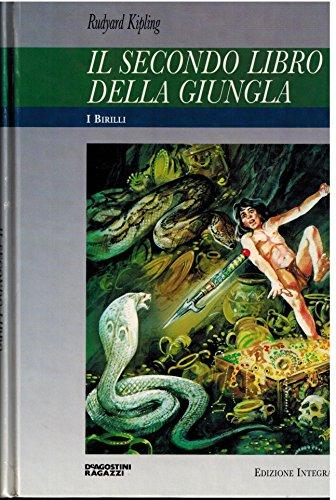 9788841003022: Il secondo libro della giungla