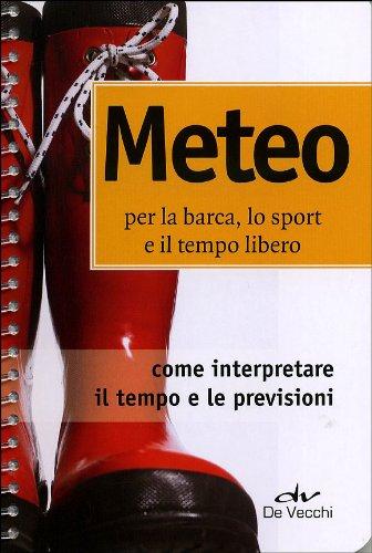 Meteo per la barca, lo sport e: Jacopo Oldani