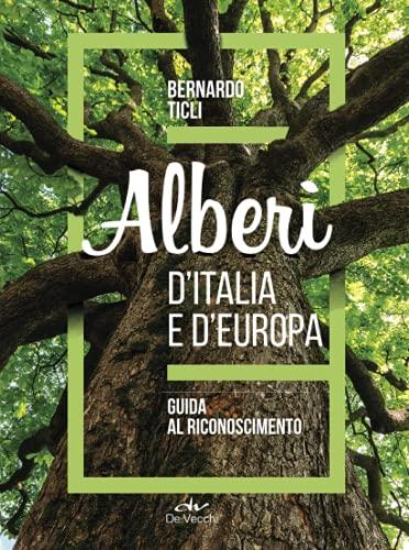 9788841211922: Alberi d'Italia e d'Europa
