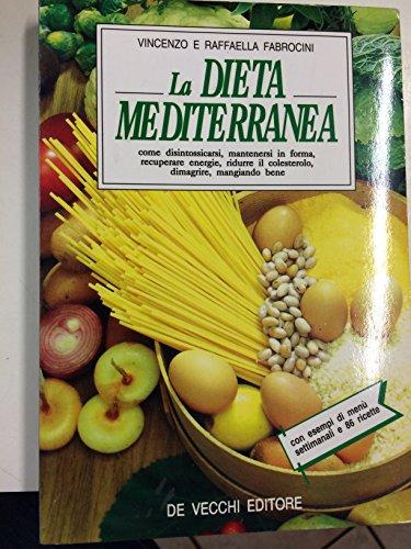 9788841226278: La dieta mediterranea
