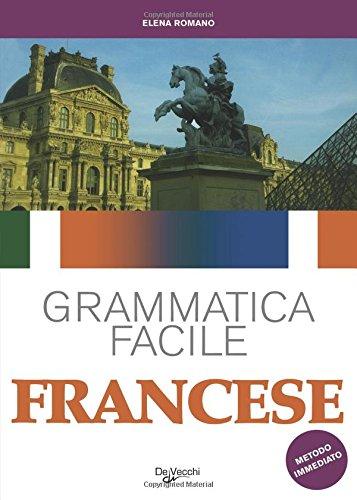9788841267226: Francese. Grammatica facile (Italian Edition)