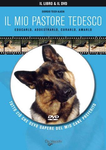 9788841283707: Il mio pastore tedesco. Con DVD