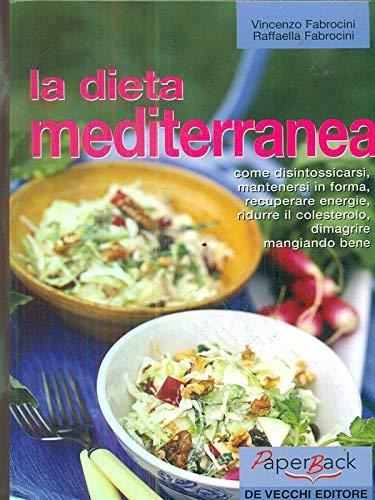9788841293430: La dieta mediterranea