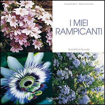 9788841295243: Le mie piante rampicanti