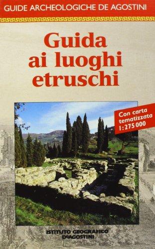 9788841502006: Guida ai luoghi etruschi