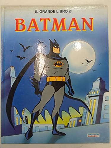 9788841503867: Il grande libro di Batman