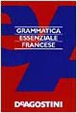 Grammatica essenziale. Francese (Grammatiche essenziali): n/a