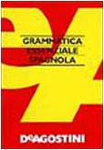 9788841578995: Grammatica essenziale. Spagnolo (Grammatiche essenziali)