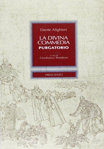 9788841617250: La Divina Commedia. Purgatorio