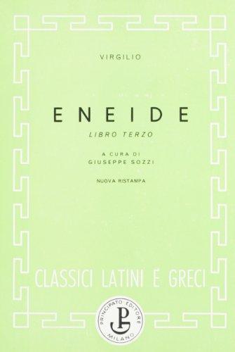 9788841625859: Eneide. Libro 3º